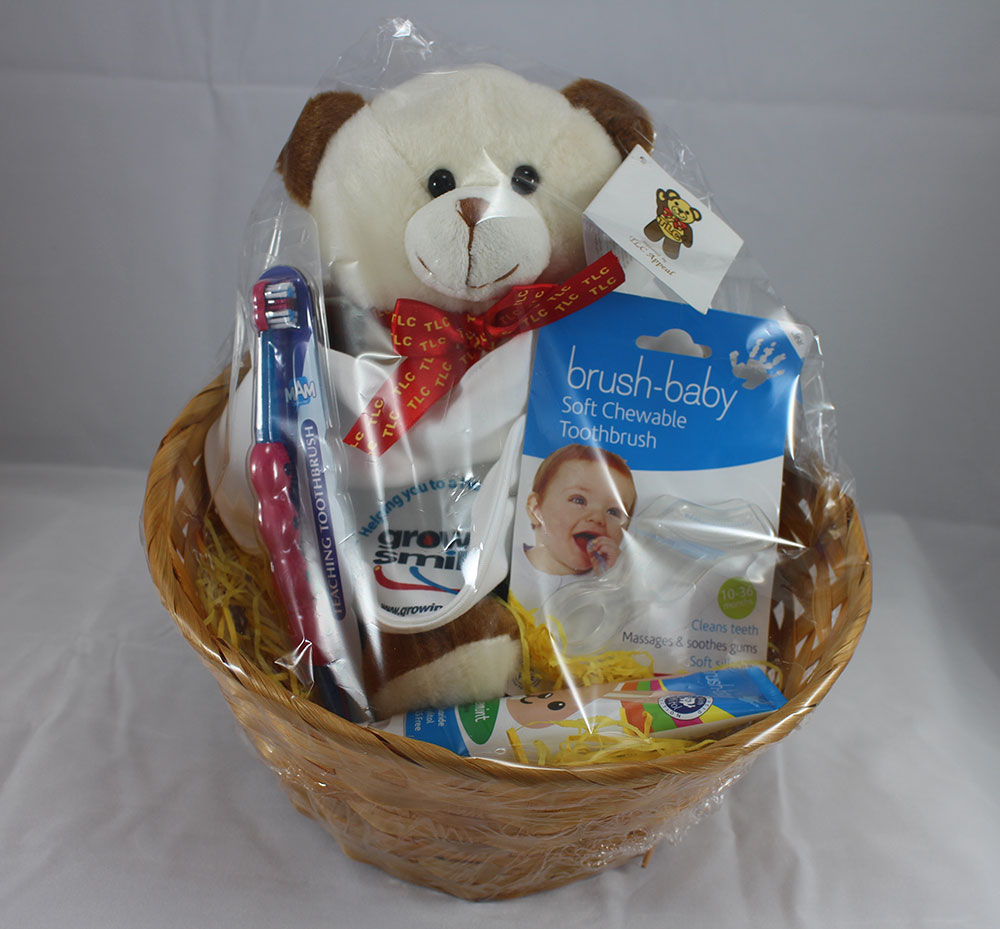 Baby Gift Register Uk : Baby gift basket the perfect new a lovely
