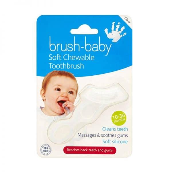 Brush-Baby Chewable Toothbrush