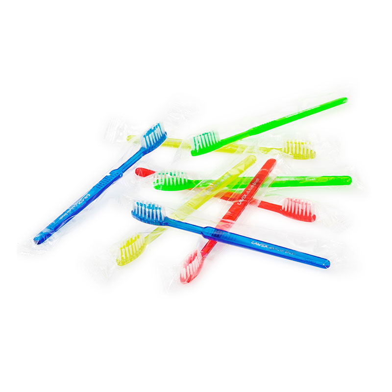 cavex rush brush   brush already contains toothpaste