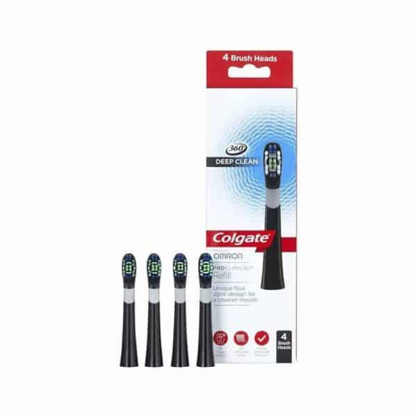 Colgate Proclinical Brush Heads 4 Pack