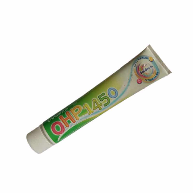 OHP 1450 Fluoride Toothpaste
