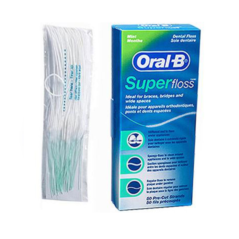 oral b superfloss growing smiles. Black Bedroom Furniture Sets. Home Design Ideas