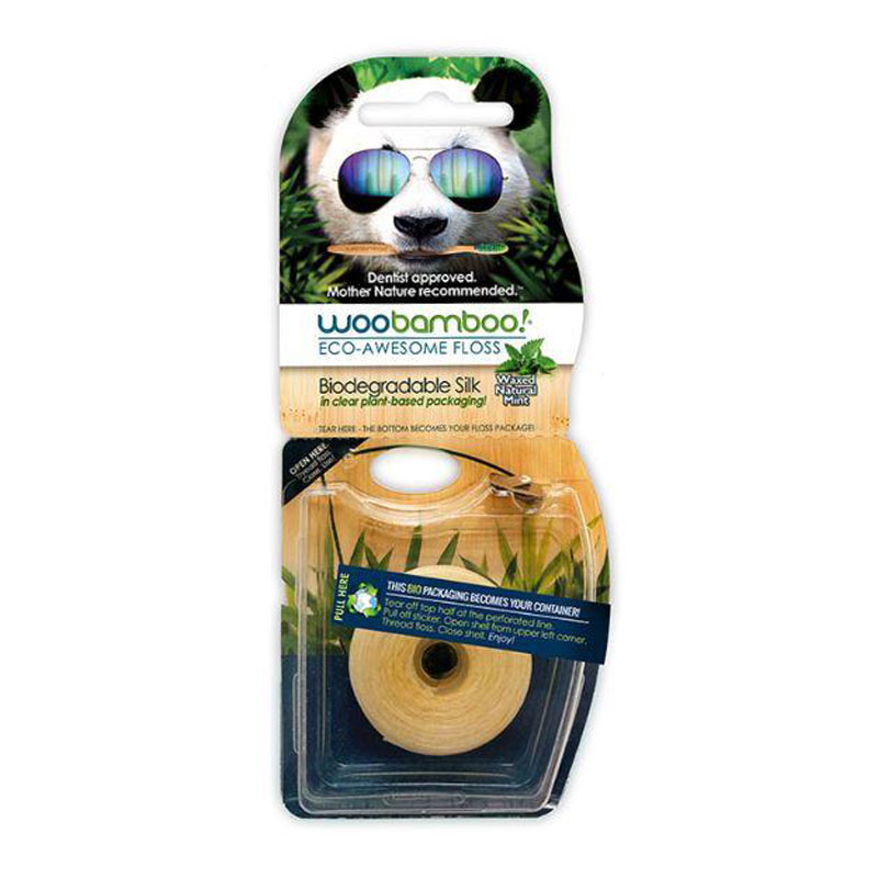Woobamboo Eco Awesome Floss - 37m